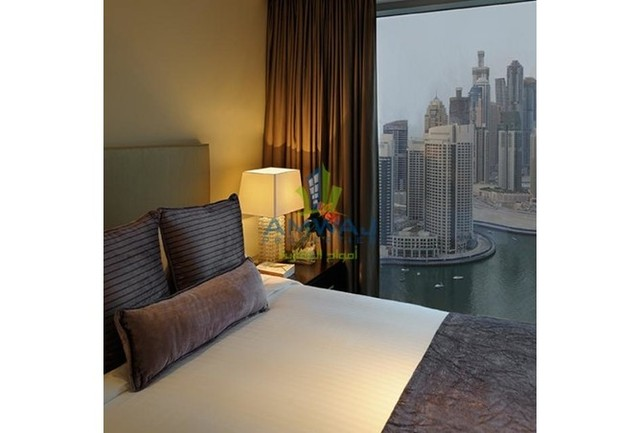 Image Of 1 Bedroom Apartment For Sale In Marina Hotel Apartments, Dubai  Marina Walk At ...
