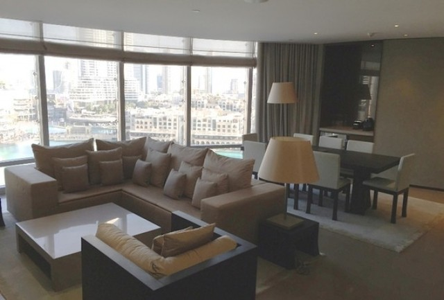 2 bedroom Apartment for sale in Armani Residence, Burj ...