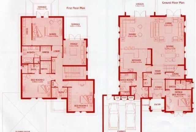 37++ Jumeirah park legacy 5 bedroom floor plan cpns 2021