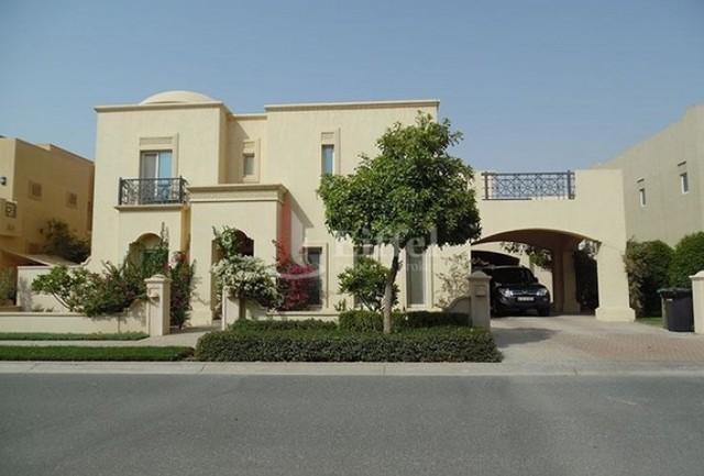 Front Elevation Villas Dubai : Bedroom villa for sale in al mahra arabian ranches by