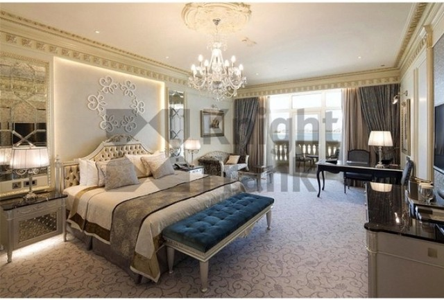 1 bedroom apartment for sale in kempinski emerald palace for Hotel decor for sale