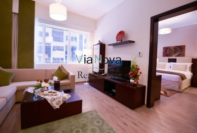 1 Bedroom Apartment For In Time Meera Residence Corniche