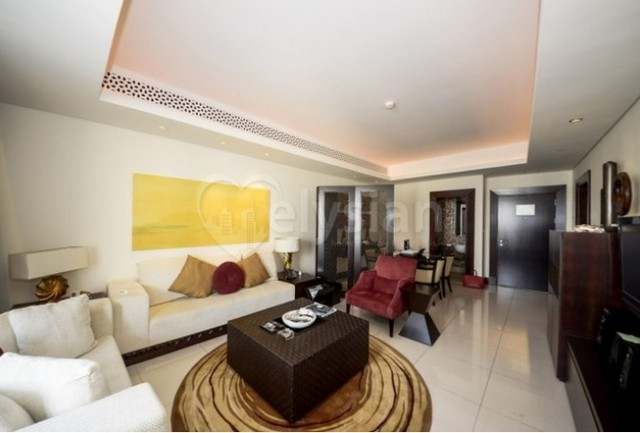 Image Of 1 Bedroom Apartment To Rent In The Address Downtown Hotel Dubai At