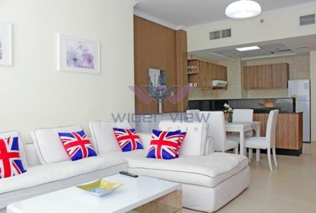Image Of 1 Bedroom Apartment To Rent In Burj Al Nujoom Downtown Dubai At
