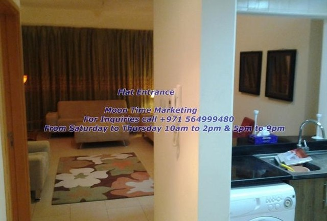 Image Of 1 Bedroom Apartment To Rent In Ajman One Tower 1, Ajman One At ...