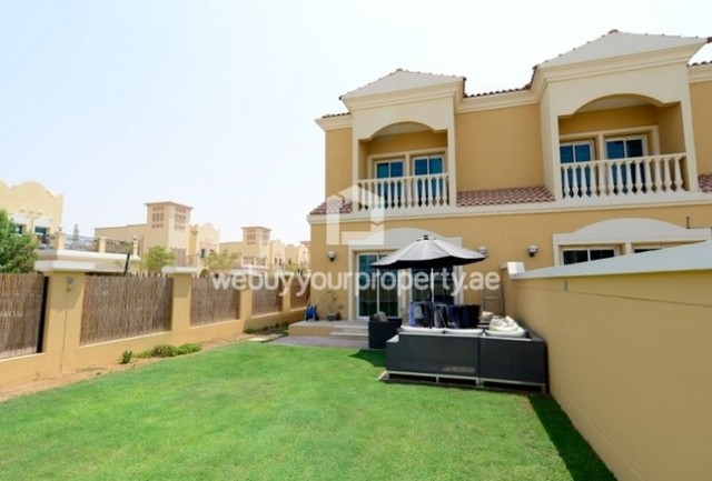 1 Bedroom Townhouse For Sale In Mediterranean Townhouse Jumeirah Village Triangle By