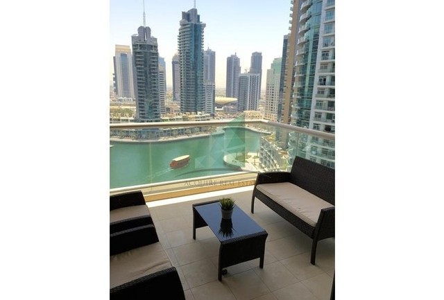 Image Of 2 Bedroom Apartment To Rent In Iris Blue Dubai Marina At