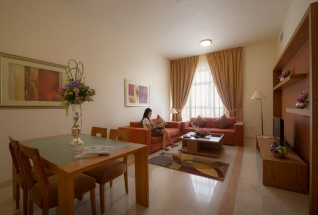 Image Of 2 Bedroom Apartment To Rent In Vision Twin Towers Al Najda Street At