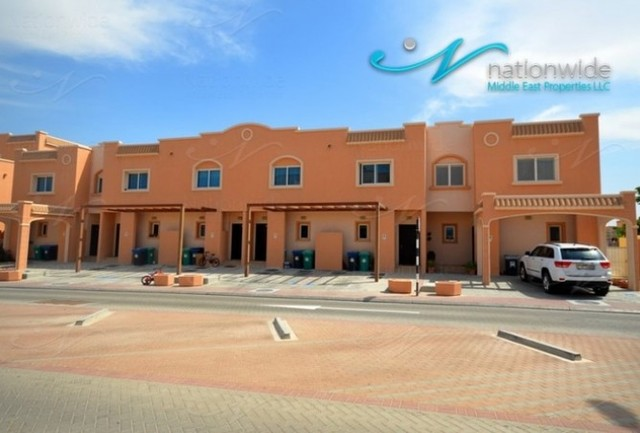 2 Bedroom Villa To Rent In Mediterranean Style Al Reef Villas By Nationwide Middle East