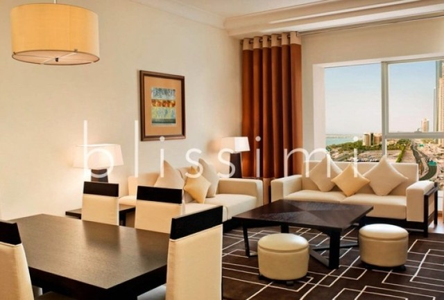 3 Bedroom Apartment To Rent In Grosvenor House Dubai Marina By Blissimi Real Estate