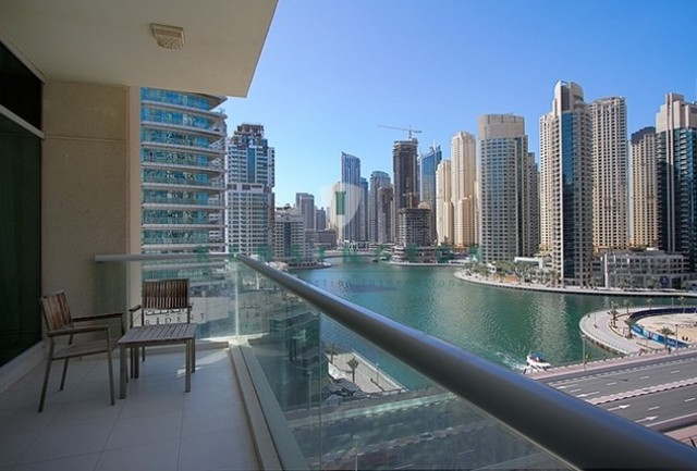 3 bedroom hotel hotel apartment to rent in marina tower - Dubai 3 bedroom apartments for rent ...