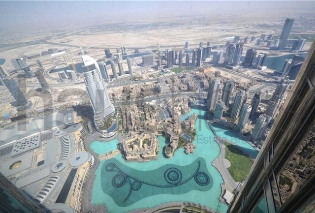 Image Of 4 Bedroom Apartment For In Burj Khalifa Tower Area At