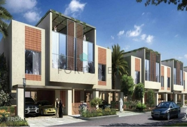 image of 4 bedroom townhouse for sale in grand views meydan gated