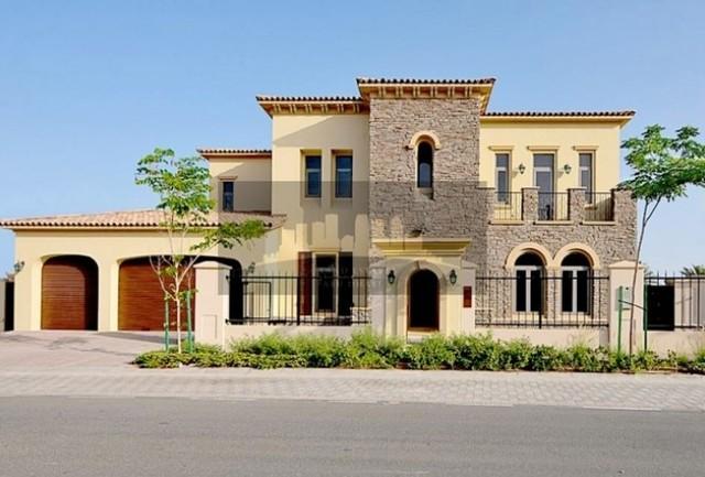 4 Bedroom Villa For Sale In Mediterranean Villas Saadiyat