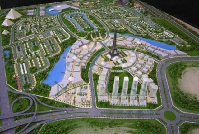 Falcon City Dubai Villas For Sale