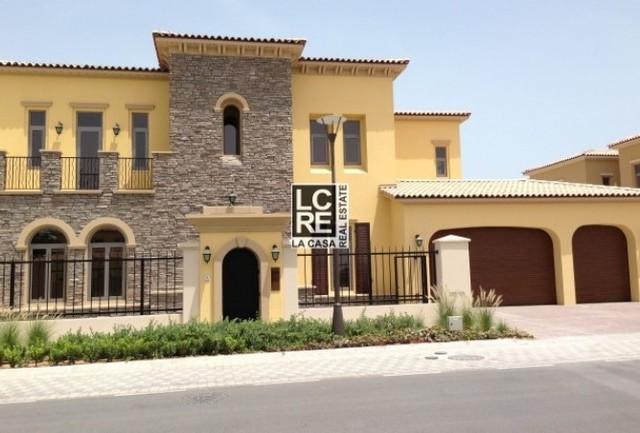 4 Bedroom Villa To Rent In Mediterranean Villas Saadiyat