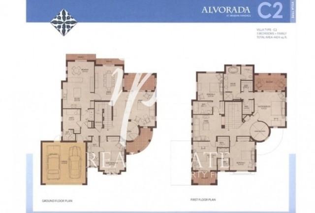 5 Bedroom Villa For Sale In Alvorada 2 Alvorada By Ipf Real Estate Brokers Llc