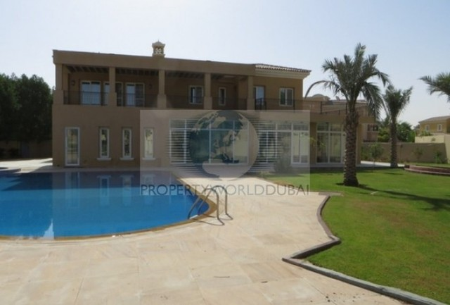Image of 7 bedroom Villa to rent in Arabian Ranches, Dubai at La Colección 1, Mirador La Colección, Arabian Ranches, Dubai