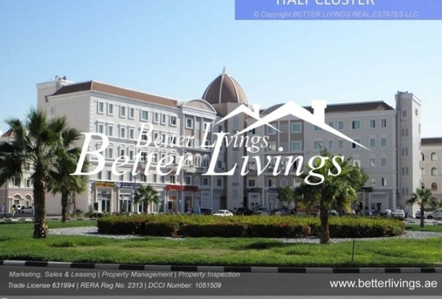 Apartment to rent in Italy Cluster, International City by
