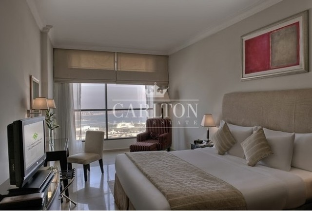 Hotel Hotel Apartment To Rent In Gloria Hotel Dubai Media City By