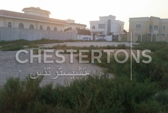 Image of Land for sale in Al Ghafeyah area, Sharjah at Al Ghafeyah area, Sharjah