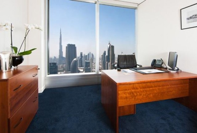 Office Space to rent in Al Habtoor Business Tower, Dubai Marina by ...