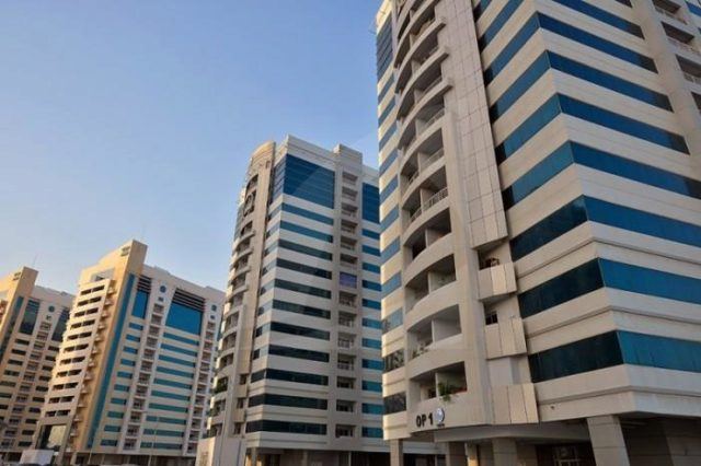 Image Of 1 Bedroom Apartment To Rent In Dubai Sports City Olympic Park Towers At