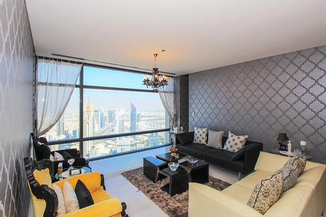 Image of 3 bedroom Apartment for sale in DIFC, Gate Boulevard at Index Tower, DIFC, Dubai