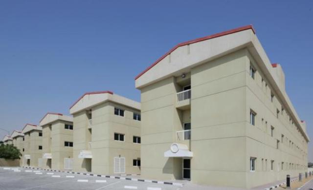 Image Of Staff Accommodation To In Dubai Investment Park At