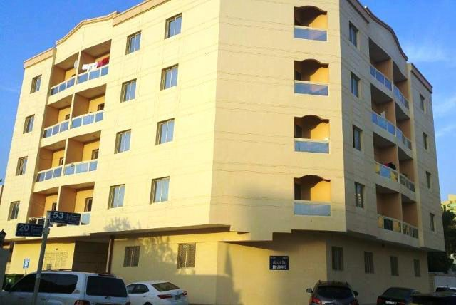 Image of 2 bedroom Apartment to rent in Al Rashidya, Ain Ajman at Ain Ajman Tower, Al Rashidya, Ajman