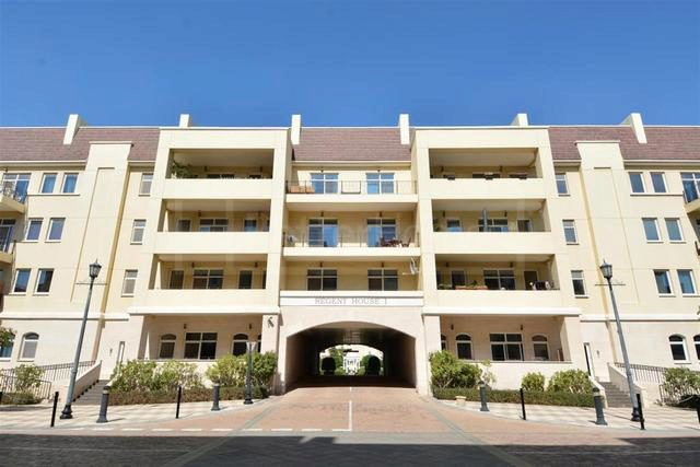 1 Bedroom Apartment For Sale In Motor City Regent House By Better Homes Green Community Branch