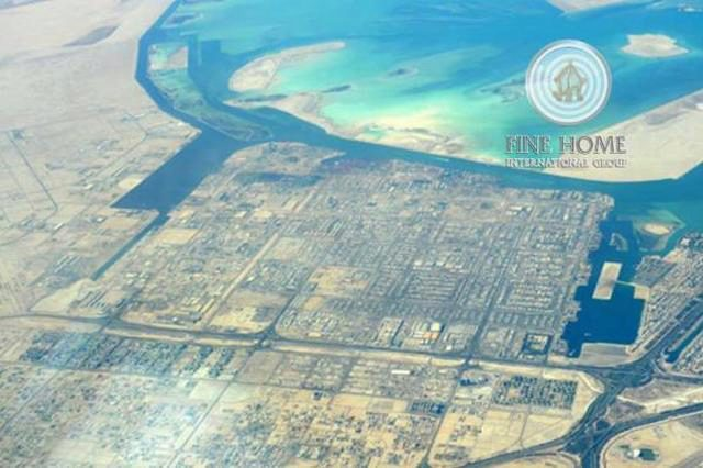 Image of Land for sale in Mussafah Industrial Area, Mussafah at Mussafah Industrial Area, Abu Dhabi