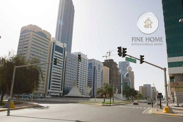 Image of Office Space for sale in Hadbat Al Zafranah, Muroor Area at Hadbat Al Zafranah, Abu Dhabi