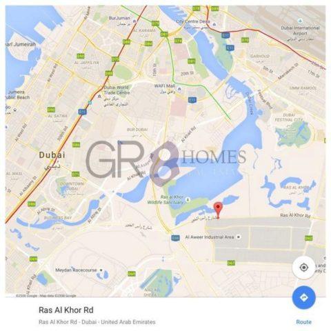 Image of Land for sale in Ras Al Khor, Dubai at Ras Al Khor, Dubai