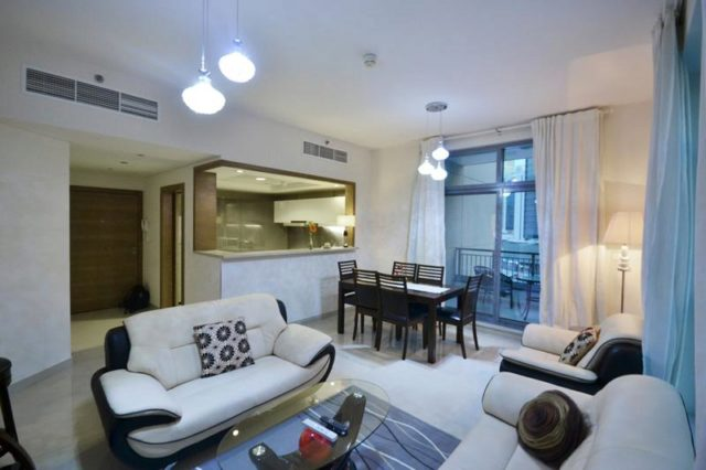 Image Of 1 Bedroom Apartment To Rent In Downtown Dubai At