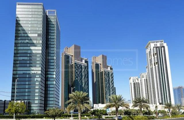 Image of 1 bedroom Apartment to rent in Tamouh Marina Square, Abu Dhabi at Tamouh Marina Square, Abu Dhabi