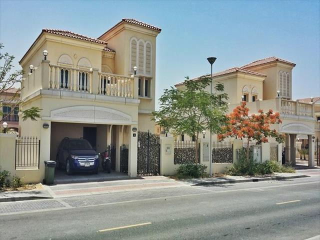 2 Bedroom Villa To Rent In Mediterranean Villas Jumeirah Village Triangle By Four Points Real