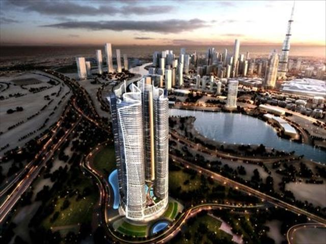 Image of 1 bedroom Hotel/Hotel Apartment for sale in Business Bay, Dubai at Damac Towers By Paramount, Business Bay, Dubai