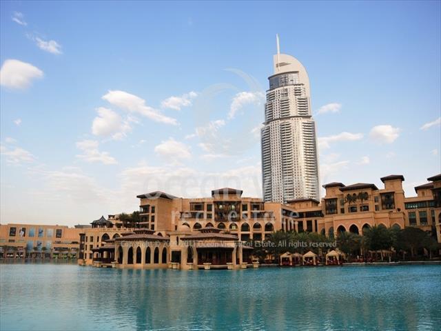 Image of 2 bedroom Apartment to rent in Downtown Dubai, Dubai at Address Downtown Hotel, Downtown Dubai, Dubai