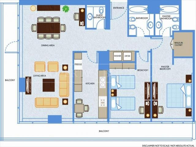 2 Bedroom Hotel Hotel Apartment To Rent In Sheikh Zayed Road Dubai By Property Boutique Real Estate