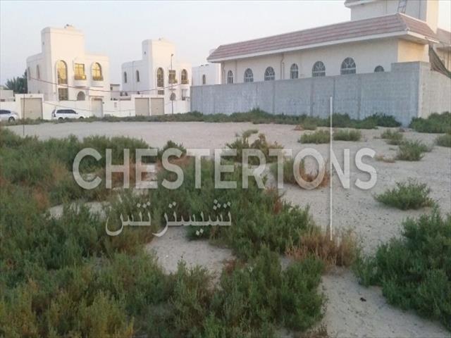 Image of Land for sale in Al Ghafeyah Area, Sharjah at Al Ghafeyah Area, Sharjah