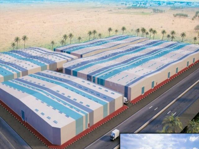 Image of Warehouse to rent in Al Saja