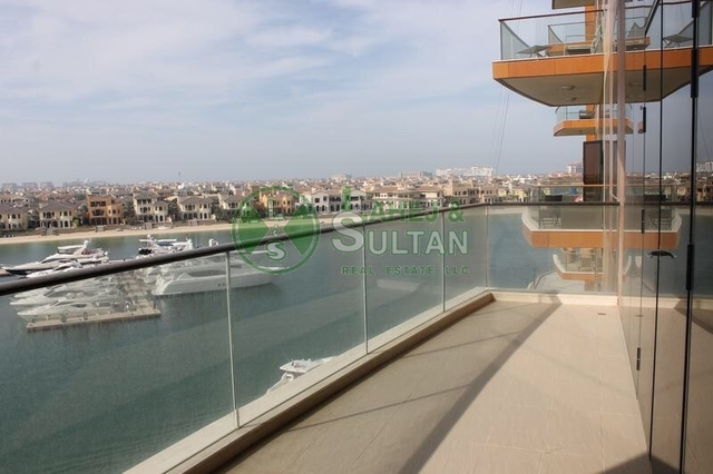 Image of 3 bedroom Apartment to rent in Palm Jumeirah, Dubai at Tiara Diamond, Palm Jumeirah, Dubai