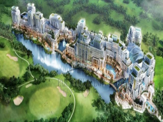 Apartment for sale in Akoya Oxygen, Al Yufrah 2 by PARALLEL