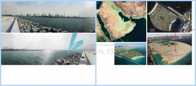 Image of Land for sale in Pearl Jumeirah Island, Dubai at Pearl Jumeirah Island, Dubai