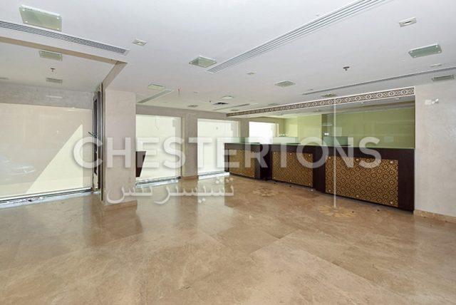 Image of Retail to rent in Corniche Area, Abu Dhabi at Corniche Area, Abu Dhabi
