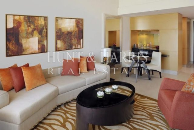 Image of 1 bedroom Hotel/Hotel Apartment to rent in Al Jaddaf, Dubai at Marriot Executive Apartments, Al Jaddaf, Dubai