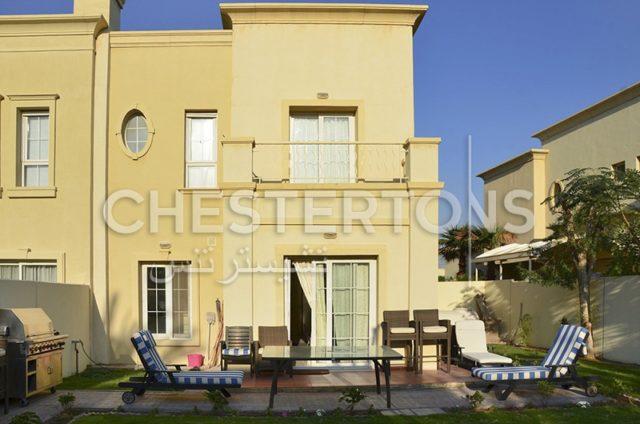 Image of 3 bedroom Villa to rent in Springs 9, The Springs at Springs 9, Springs, Dubai