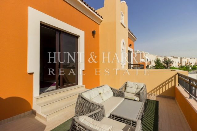 5 Bedroom Townhouse To Rent In Bloomingdale Dubai Sports