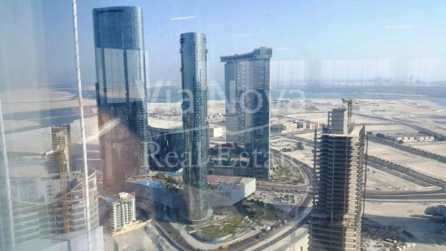 Image of Office Space to rent in Addax Port Office Tower, City Of Lights at Addax Port Office Tower, Al Reem Island, Abu Dhabi